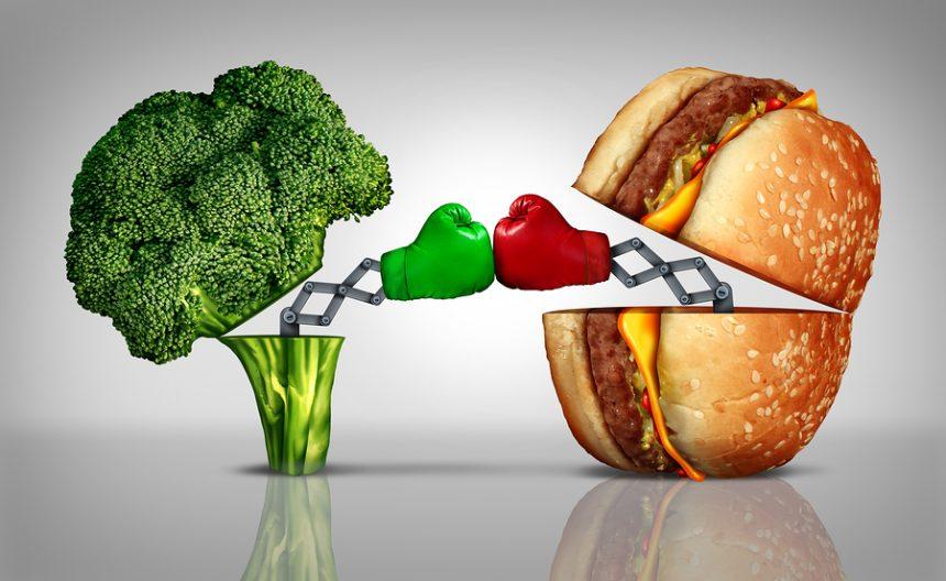 Πως να διώξεις τις κακές διατροφικές συνήθειες
