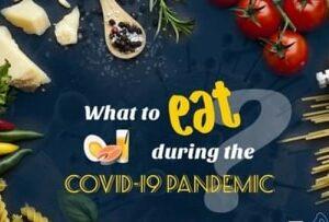 Διατροφή και κορωνοϊός (Covid-19) τι ισχύει τελικά;